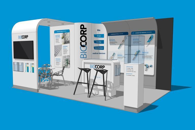 Stand Biocorp
