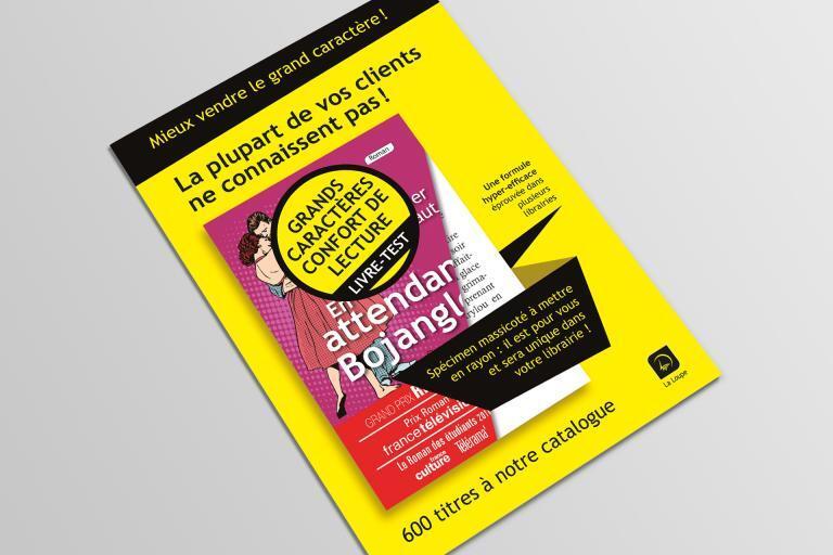 Dépliant Éditions de La Loupe