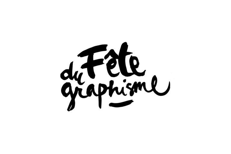 Logo Fête du Graphisme