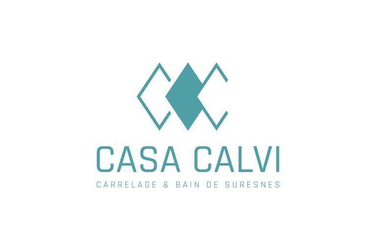 Nouveau logo Casa Calvi