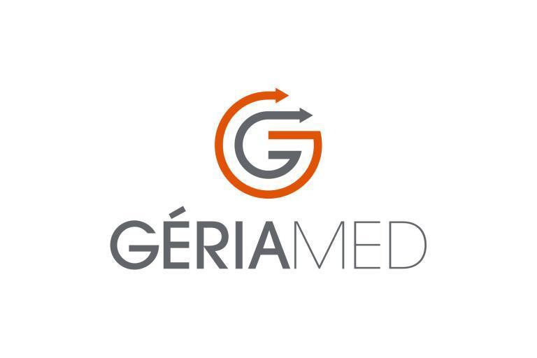 Nouveau logo Gériamed