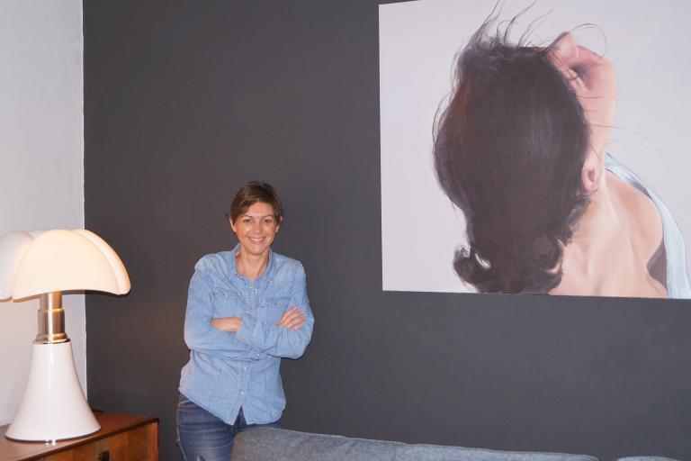 Portrait Bénédicte Mahe Derouet